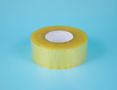 Transparent Yellow Tape